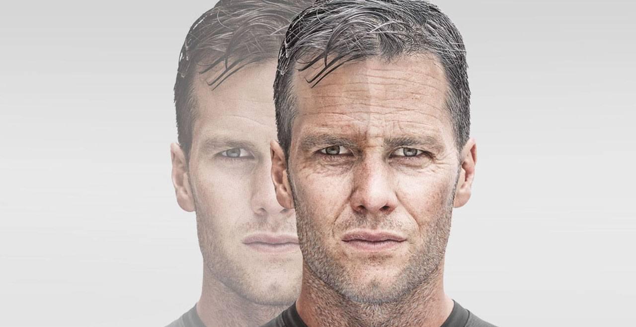 Proceso del envejecimiento facial