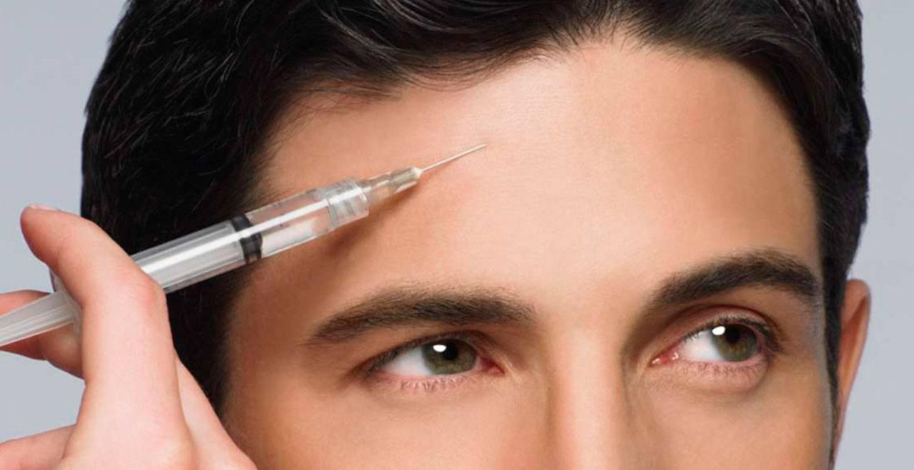 Tratamientos faciales para hombres