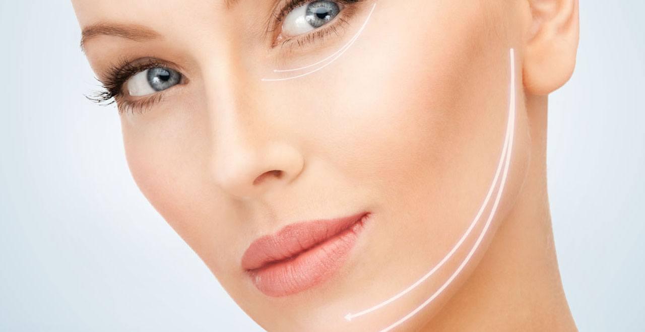 Hilos tensores para el envejecimiento facial