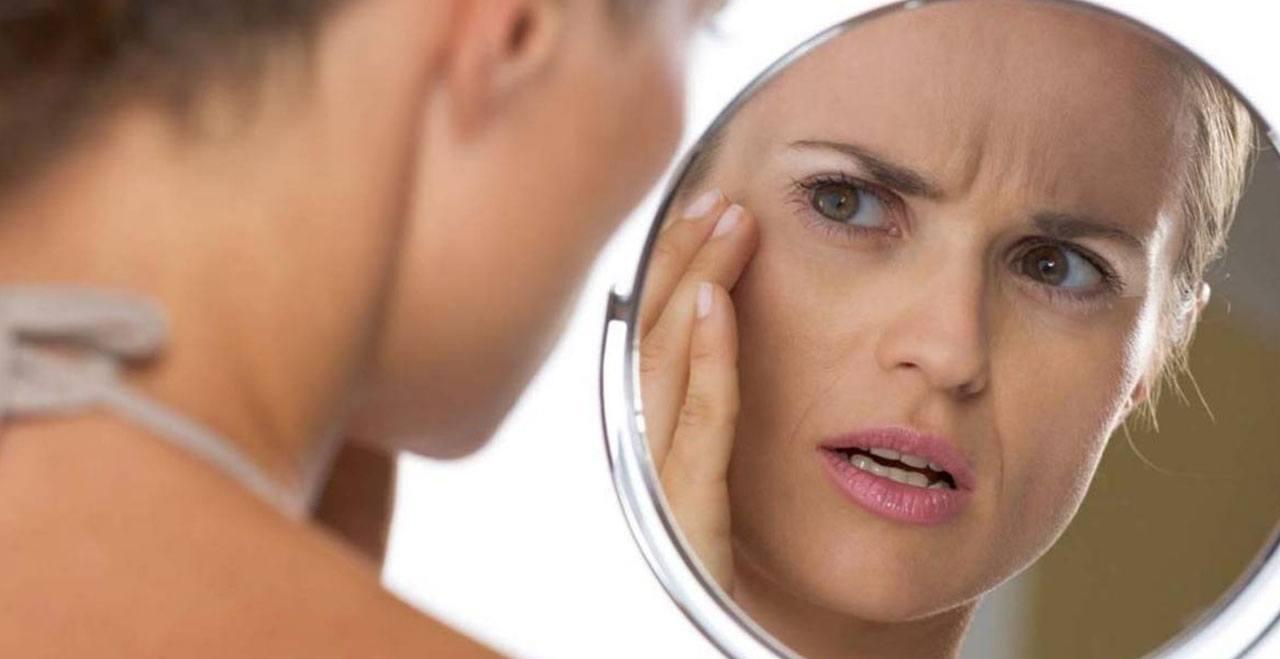 Reducir las arrugas faciales