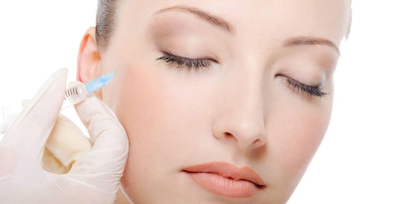 Productos para los Rellenos Faciales